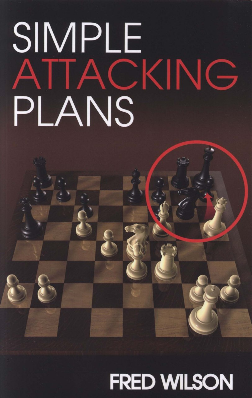 Simple Attacking Plans  Book by Fred Wilson Img_2646