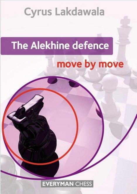 Alekhine Defence  Book by C. LAKDAWALA  Img_2659