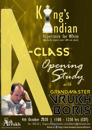 Modern chess Database  Tricky Repertoire against King's India Img_4510