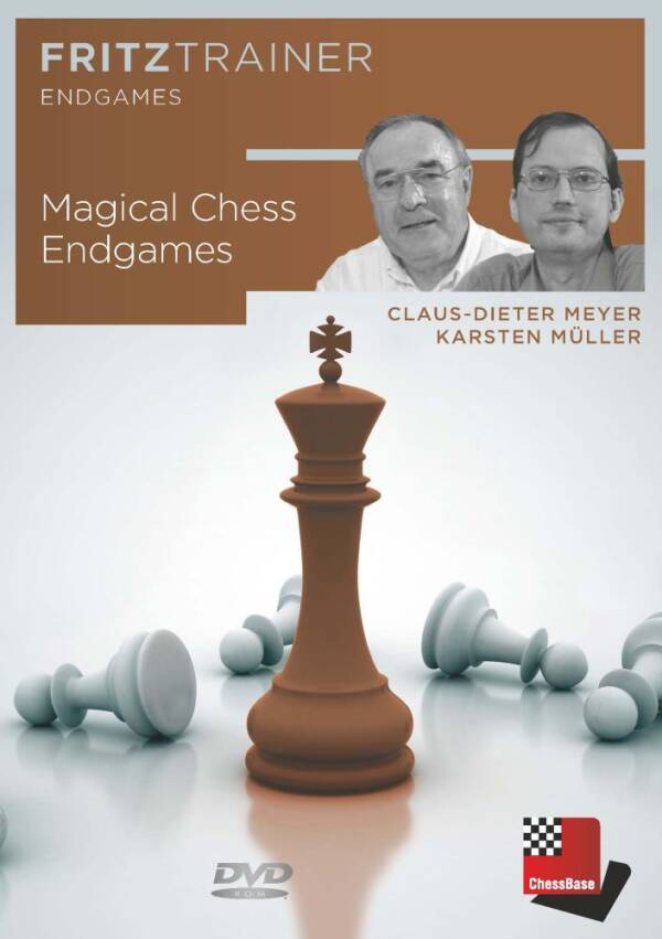 CHESSBASE Magical Chess Endgame By Claus-Dieter Meyer, Muller Magica10