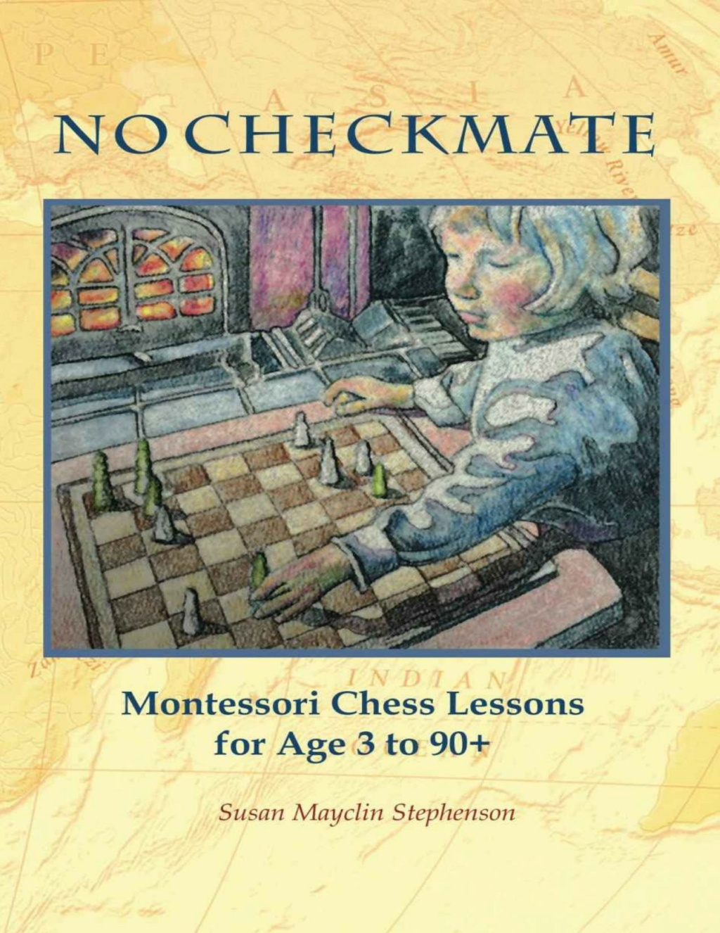 No Checkmate_ Montessori Chess Lessons for Age 3-90_ - Susan  No_che12