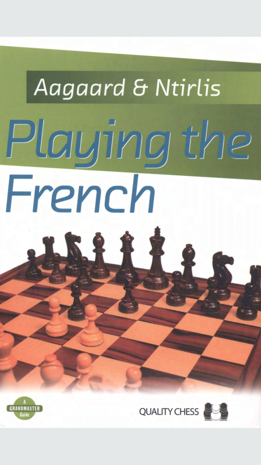 Playing the French  Book by Jacob Aagaard and Nikolaos Ntirli Scree100