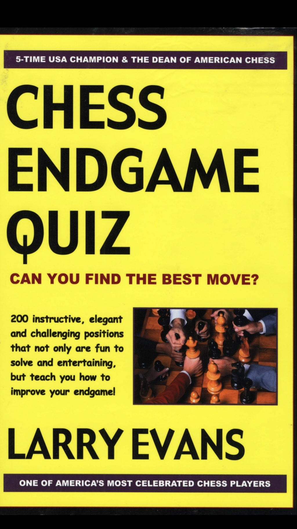 Larry Evans_Chess Endgame Quiz Screen32