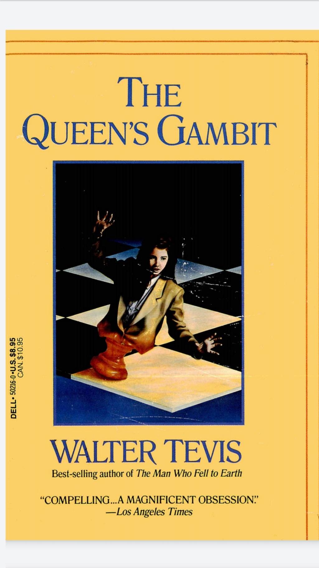 The Queen's Gambit: A Novel  (Vintage Contemporaries)  book  Screen67