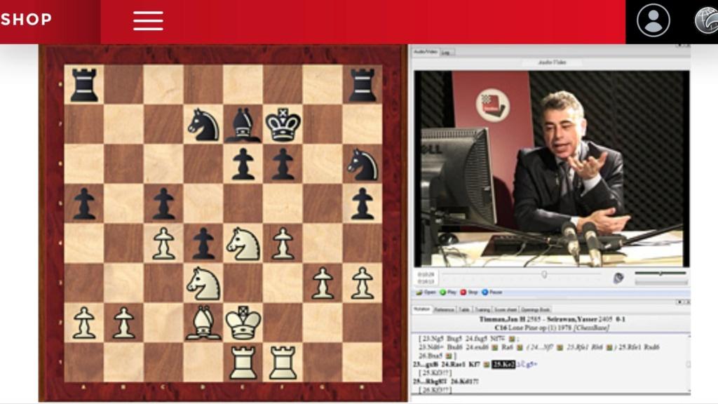 "Chessbase- ""Yasser Seirawan - My Best Games"" MP4 Videos  Screen69"