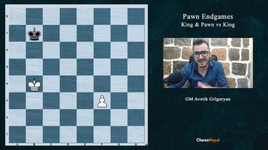 "ChessMood Course ""PAWN Endgames"" By GM Avetik Grigoryan  Screen86"