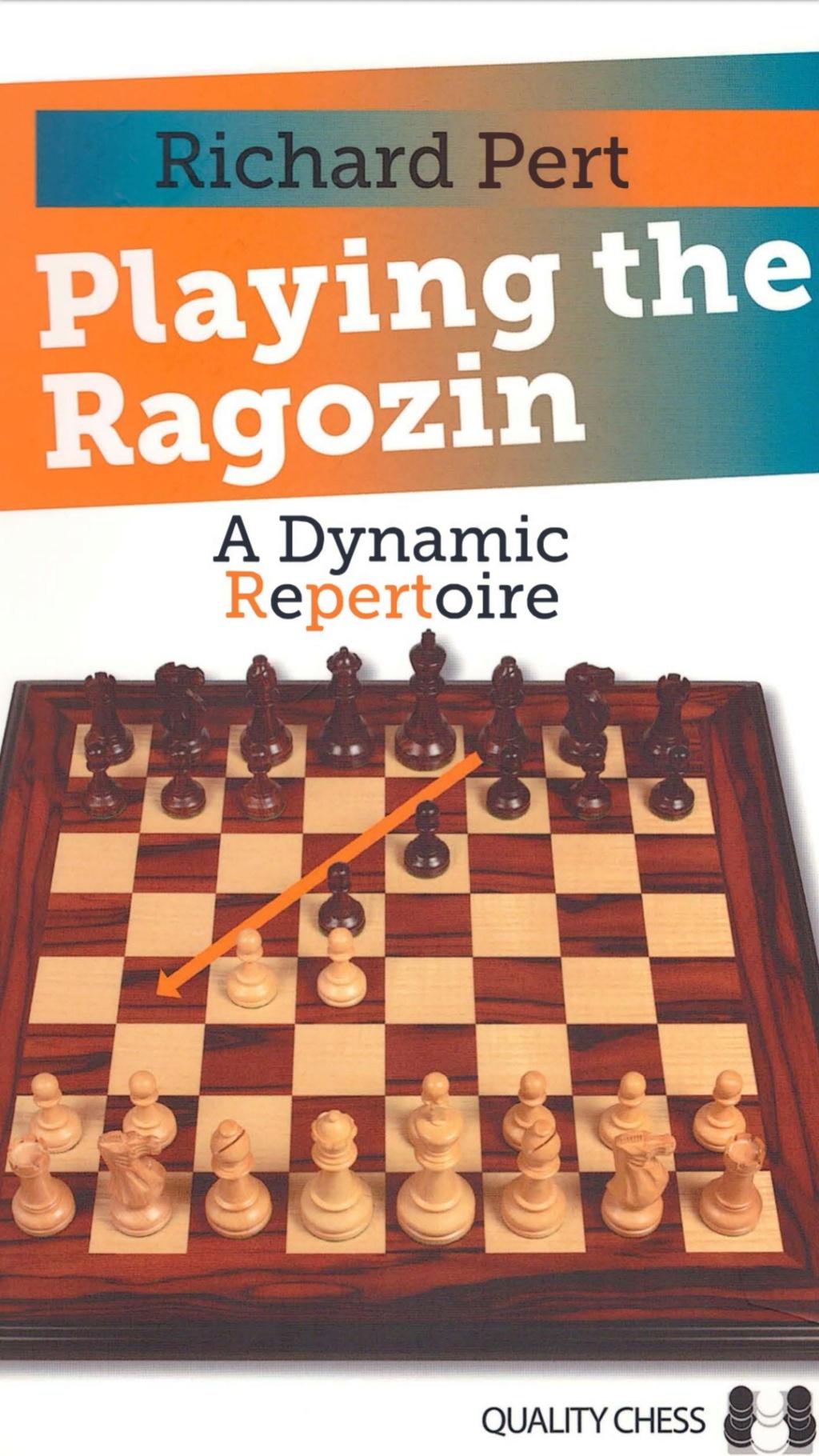 Playing the Ragozin (Quality chess)  Book by Richard Pert  Screen89