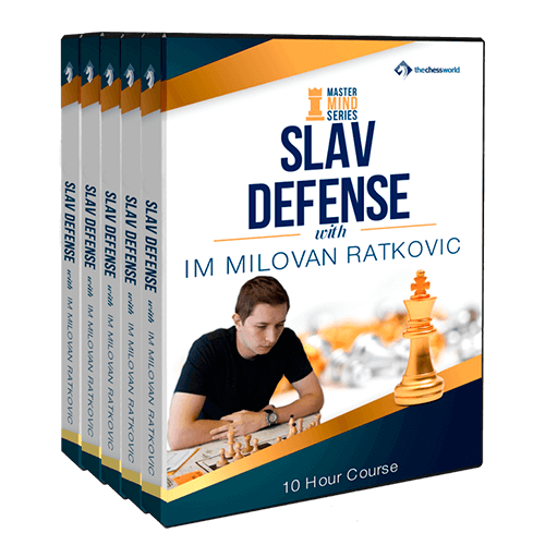 Slav Defense Mastermind with IM Milovan Ratkovic  Slav-d10