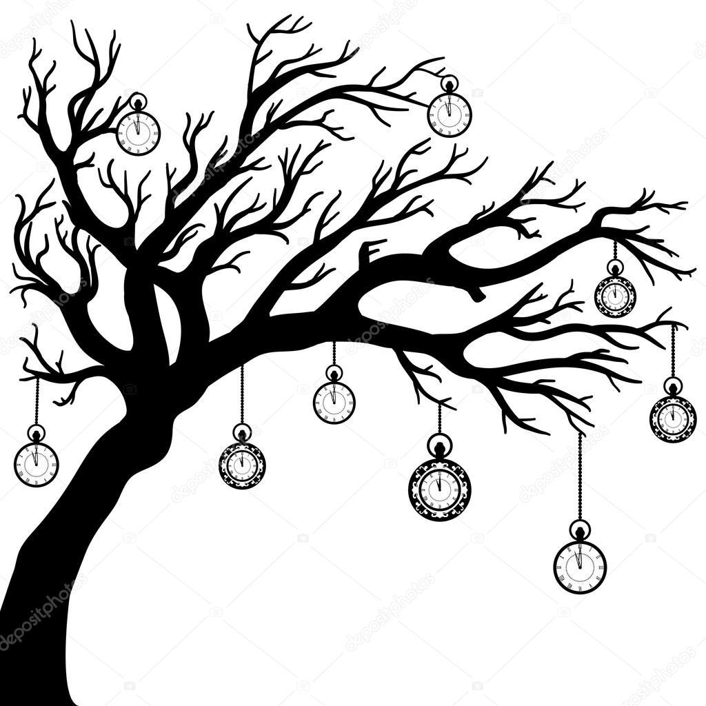 Time Tree Harvest Deposi10