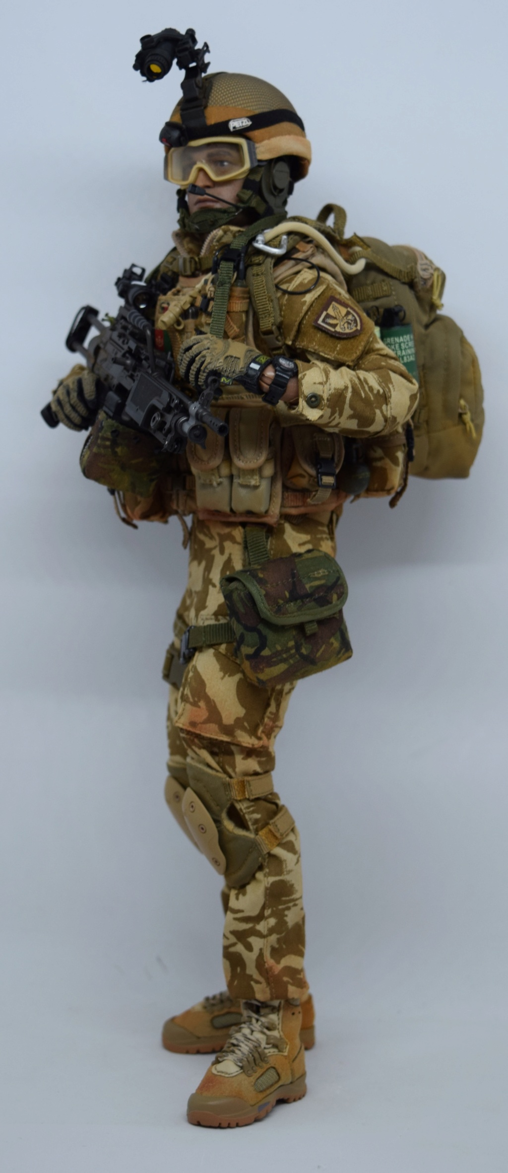 2 - Dam Toys British Minimi Gunner, Afghanistan  9ef7b910