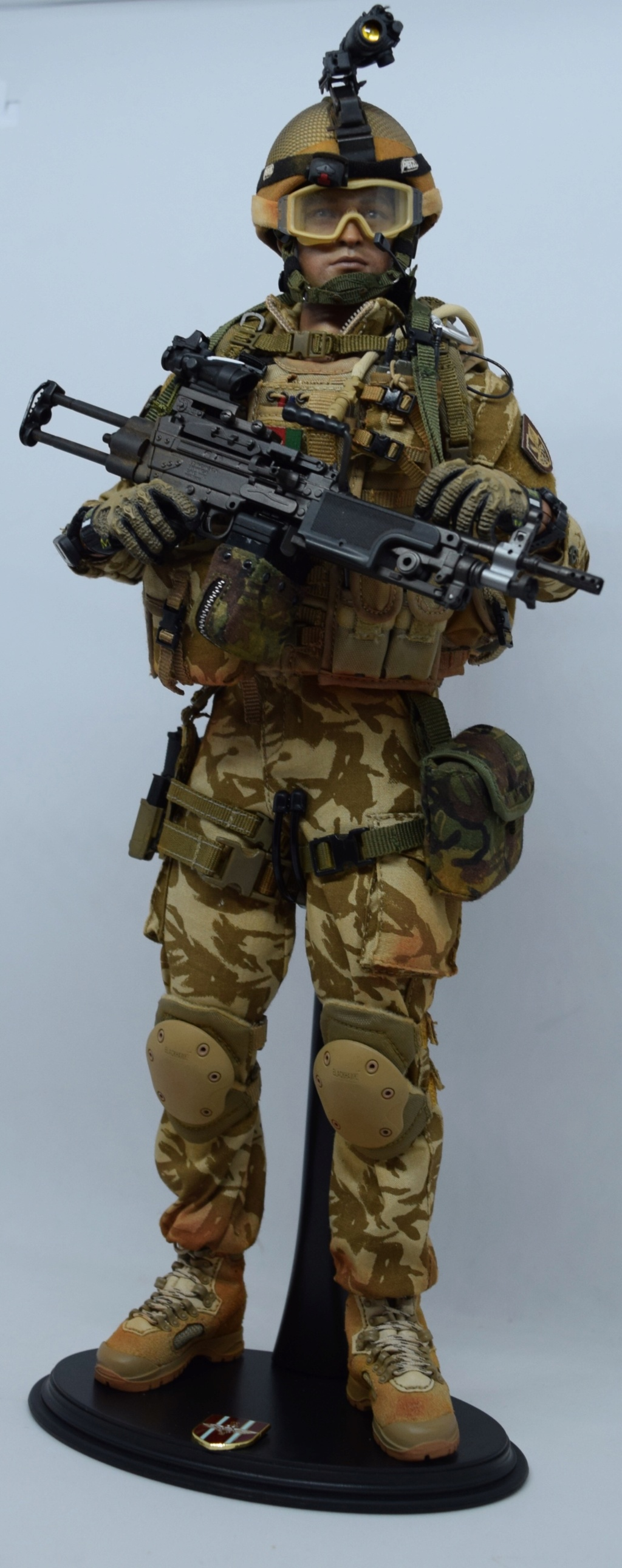 2 - Dam Toys British Minimi Gunner, Afghanistan  B60eb910