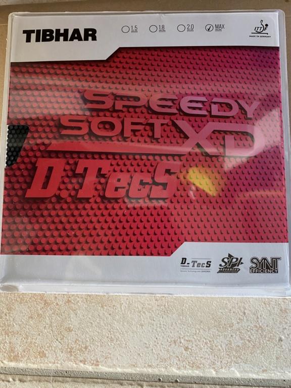 Tibhar , speedy Soft d-tecs xd, Max , noir , neuf , 25€ 7be17310