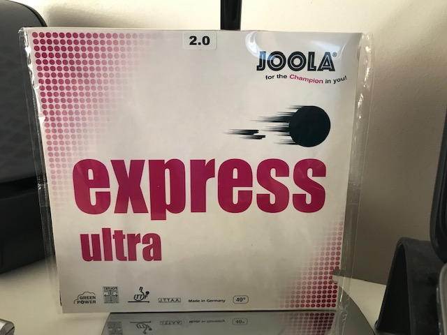 JOOLA,Express Ultra , neuf sous blister , 23 fdpi Expres10