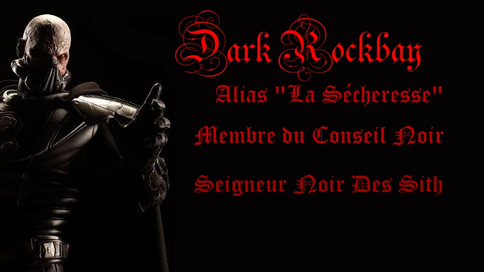 ⚜ Dark Rockbay ⚜ 43748-12