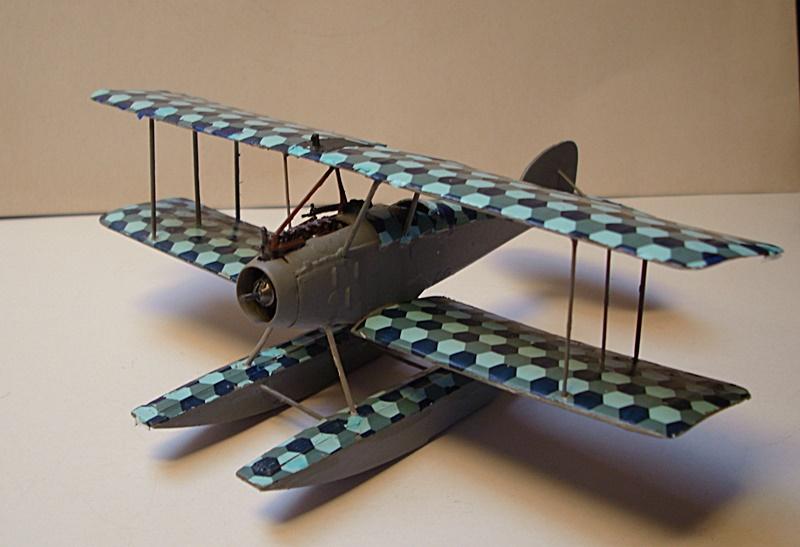 Albatros W 4 in 1:72 gebaut von OFW Dsci1024