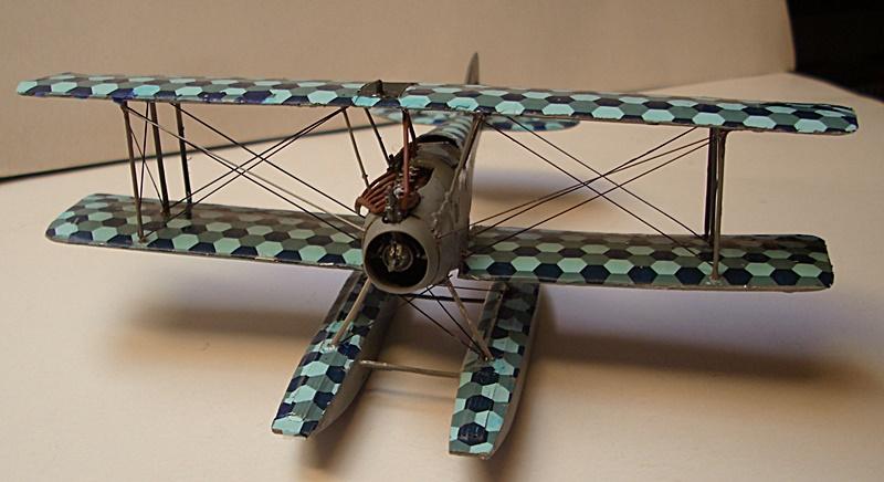 Albatros W 4 in 1:72 gebaut von OFW Dsci1026