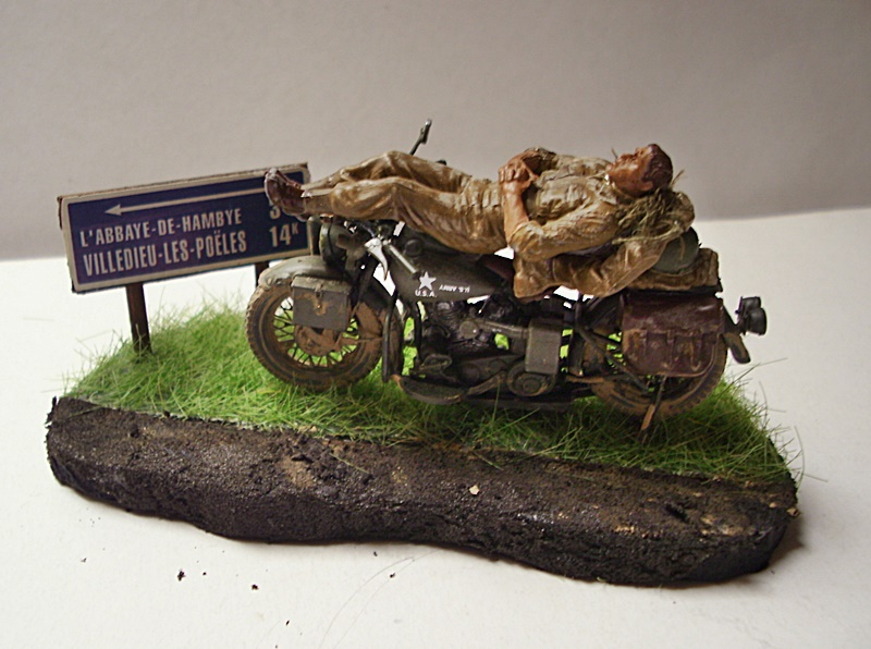 Rest on Motorcycle Dsci1114