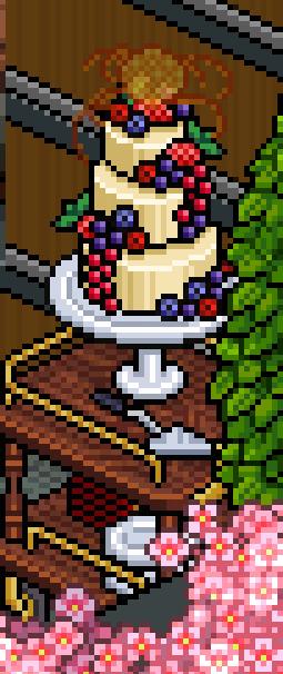 Mettre la tarte aux fruits de Frank au restaurant  09886f10