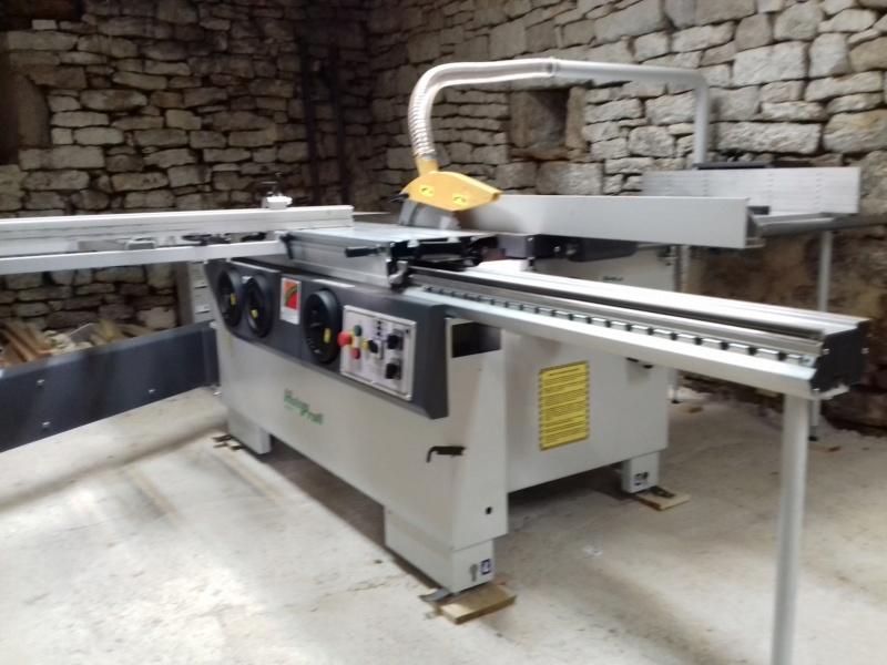 Holzprofi DG410-TRI-SPIRAL-VV 20200313