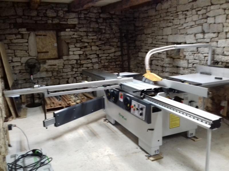 Holzprofi DG410-TRI-SPIRAL-VV 20200314