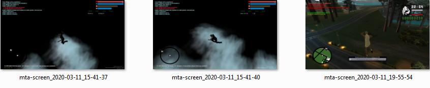 Pérdida de armas por caída del servidor. Screen10