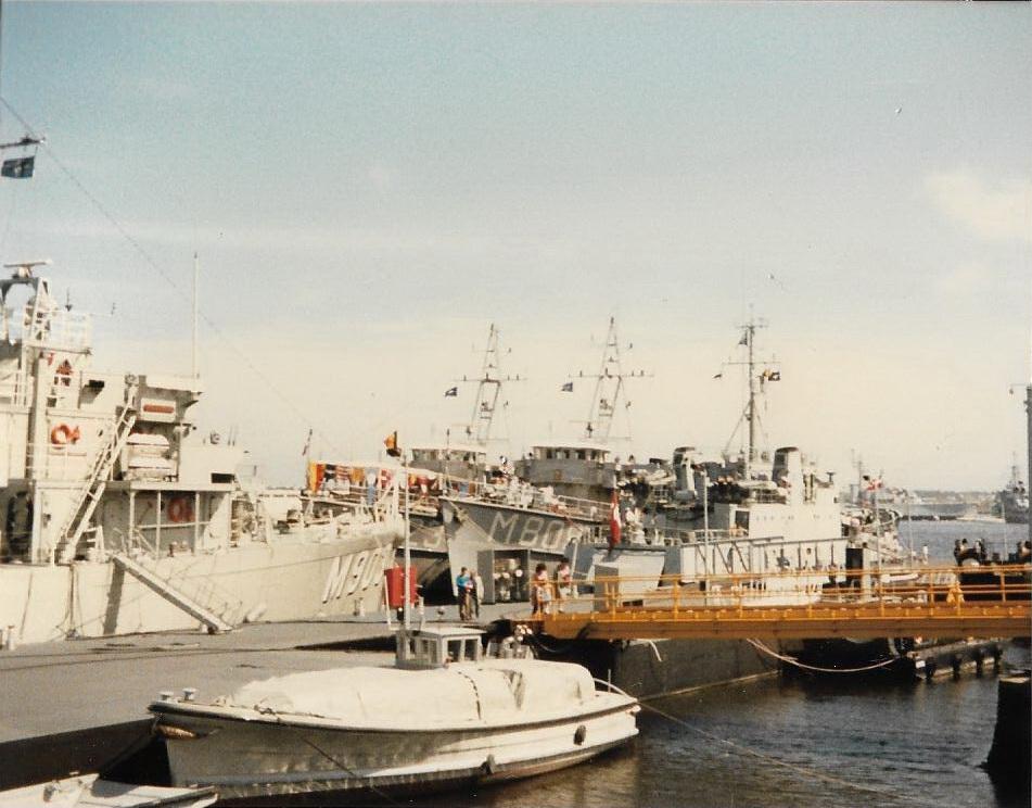 [Les ports militaires de métropole] Port de LORIENT - Page 11 Lorien10