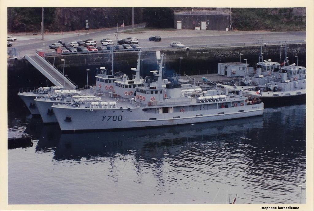 [ Marins des ports ] Les transrades de Brest Nereid10