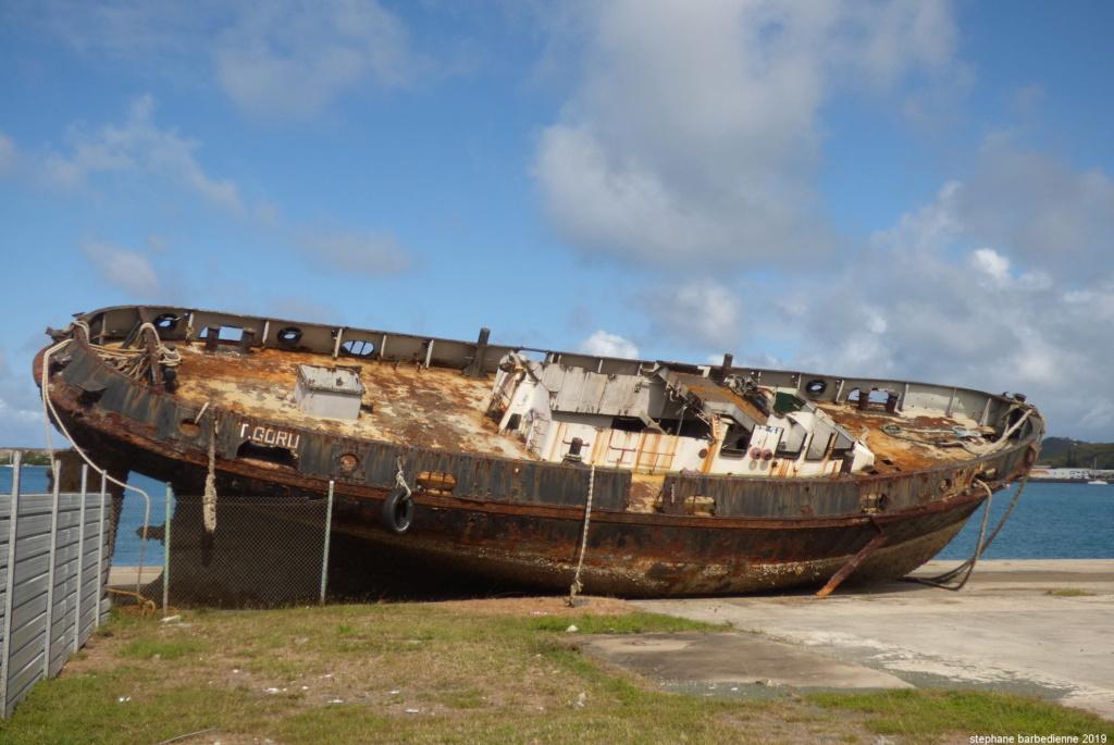 [Autre sujet Marine Nationale] Démantèlement, déconstruction des navires - TOME 2 - Page 4 T_goro10