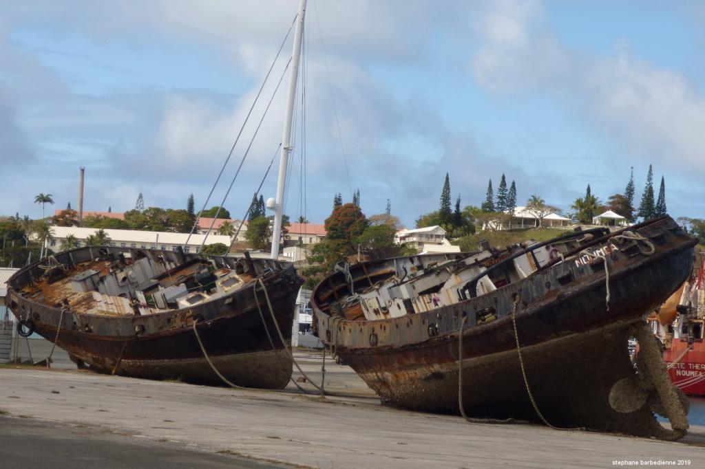 [Autre sujet Marine Nationale] Démantèlement, déconstruction des navires - TOME 2 - Page 4 T_pron10