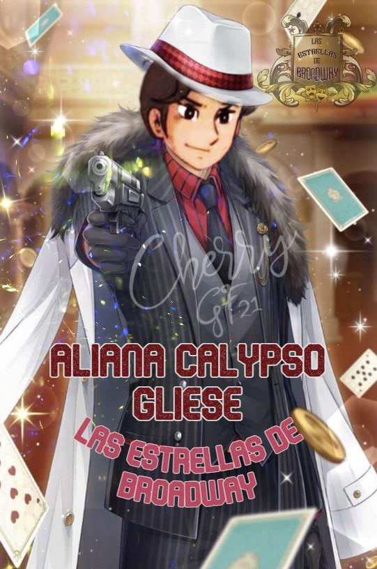 """Las Estrellas de Broadway entregando firma """"Me Encanta tu Revolver""""  Aliana10"""