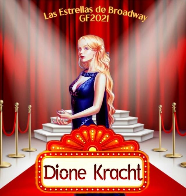 """++¡¡~Actuación Estelar de la Gran Artista Dione Kracht y Terry en el selecto """"CLUB DE LAS ESTRELLAS DE BROADWAY""""~!!++ Dahy12"""