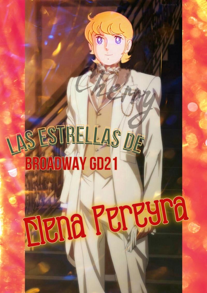 """**~ Entrega de Firma """"Anthony mi amigo"""" Estrellas de Broadway ~** Elena10"""