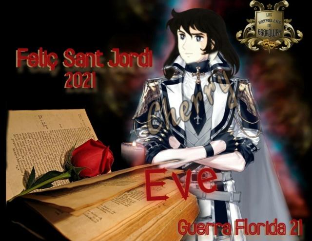 ¡Entrega de Regalo de Sant Jordi! Eve11