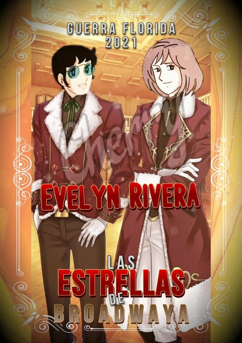 +++ENTREGA DE FIRMA DE LOS HERMANOS CORWELL DE LAS ESTRELLAS DE BROADWAY+++ Evelyn10