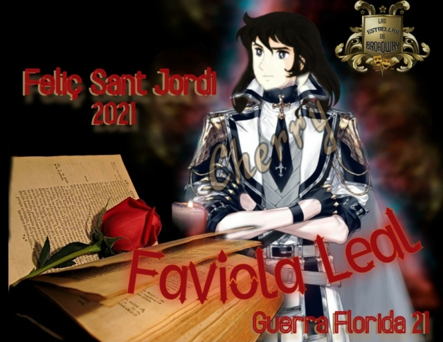 ¡Entrega de Regalo de Sant Jordi! Favi10