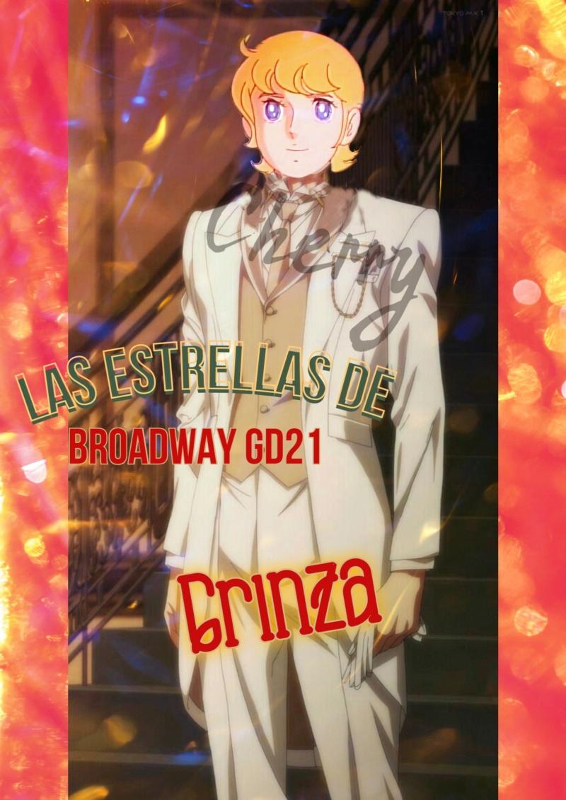 """**~ Entrega de Firma """"Anthony mi amigo"""" Estrellas de Broadway ~** Grinsa10"""