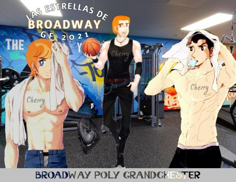 +++BROADWAY POLY GRANDCHESTERT, PUESTO #4+++ Gym10