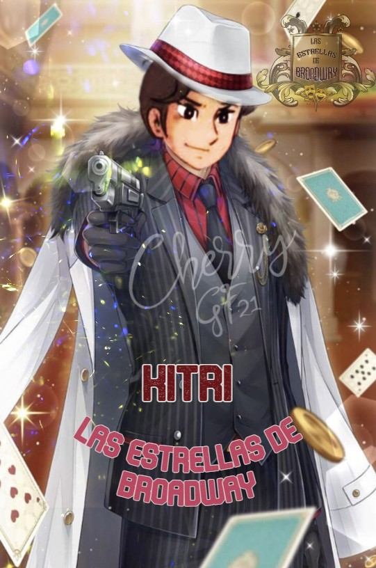 """Las Estrellas de Broadway entregando firma """"Me Encanta tu Revolver""""  Kitri11"""