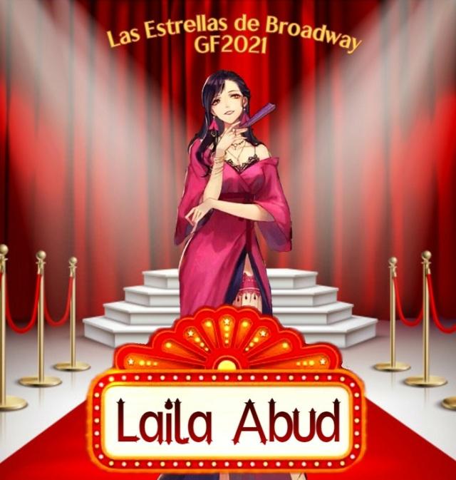 ++~¡¡Actuación Estelar de nuestra Artista Internacional Invitada, LAS ESTRELLAS DE BROADWAY Y AMINA ABUD!!~++ Laila10
