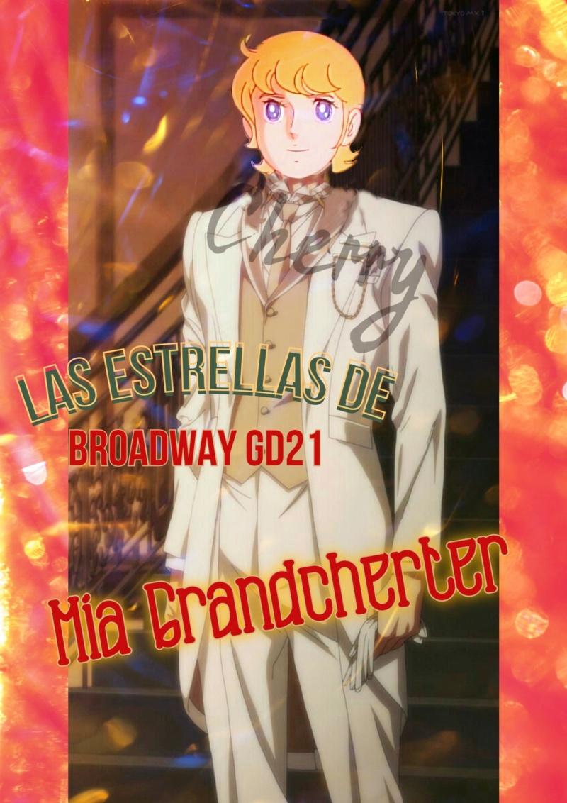 """**~ Entrega de Firma """"Anthony mi amigo"""" Estrellas de Broadway ~** Mia11"""