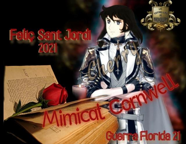 ¡Entrega de Regalo de Sant Jordi! Mimica10