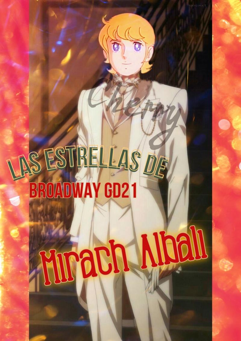 """**~ Entrega de Firma """"Anthony mi amigo"""" Estrellas de Broadway ~** Mirach13"""