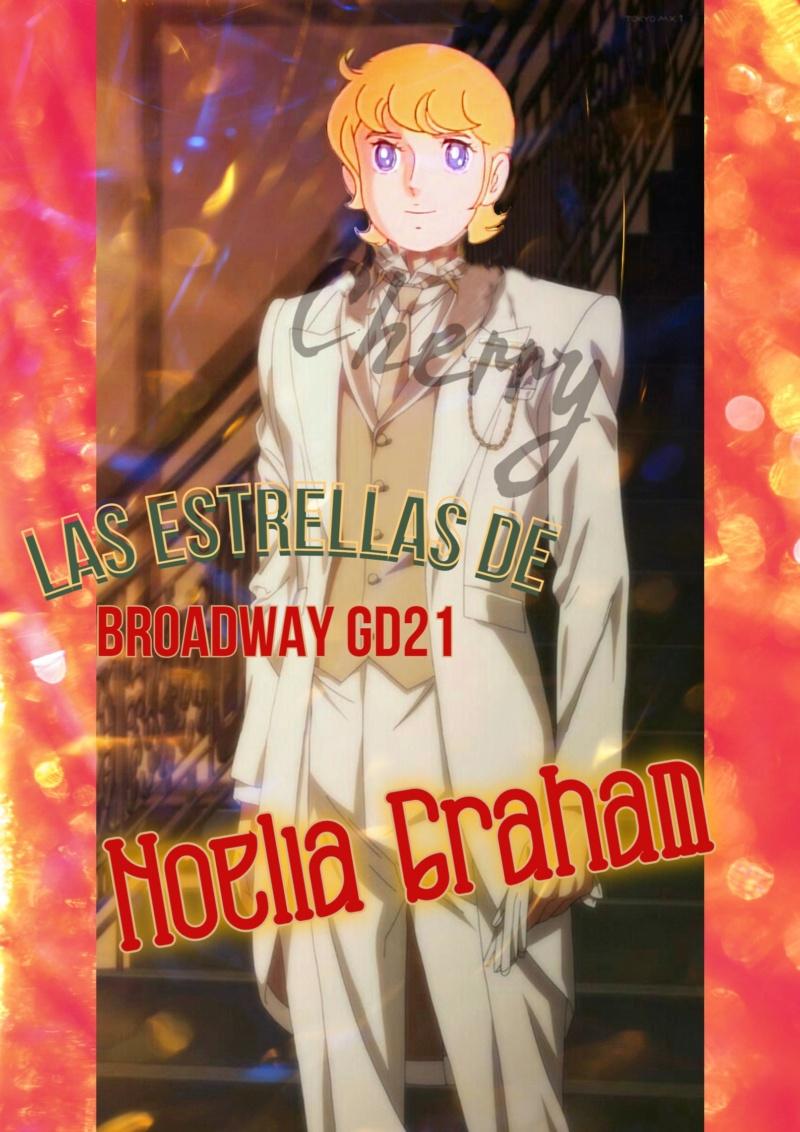 """**~ Entrega de Firma """"Anthony mi amigo"""" Estrellas de Broadway ~** Noelia12"""