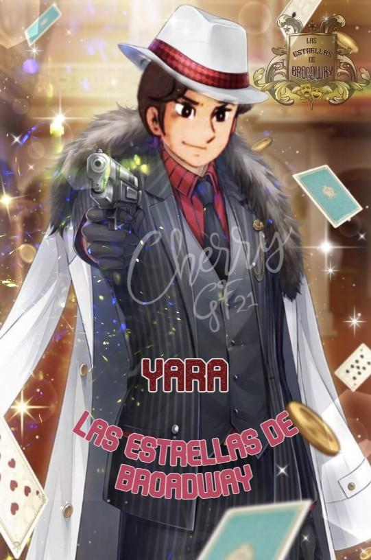 """Las Estrellas de Broadway entregando firma """"Me Encanta tu Revolver""""  Yara10"""