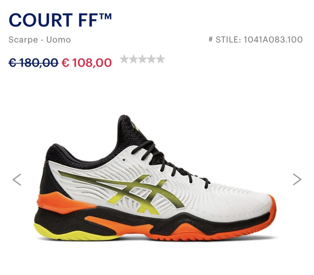 Prime scarpe/neofita tennis 79cee510