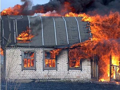 Можно ли строить дом на месте сгоревшего дома Cd5f7810