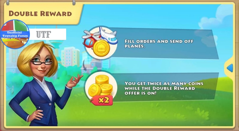 Double Rewards 19th September 2020 Double10