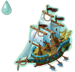 Ghost ship Haunte11