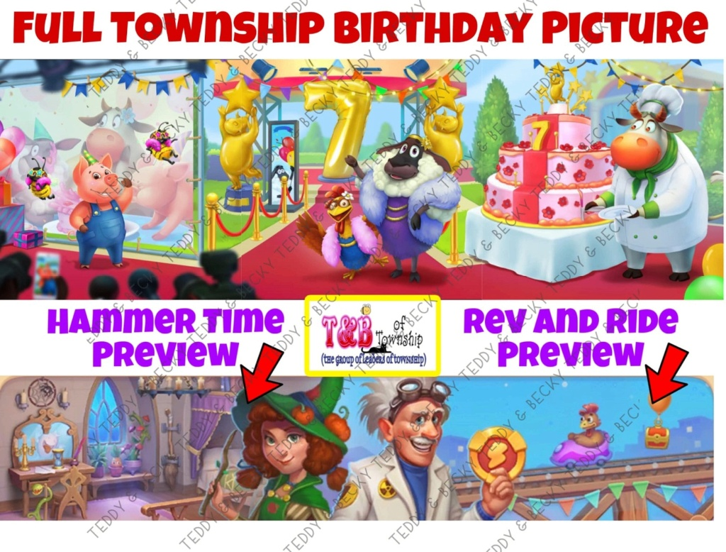 Townships Birthday Townsh28