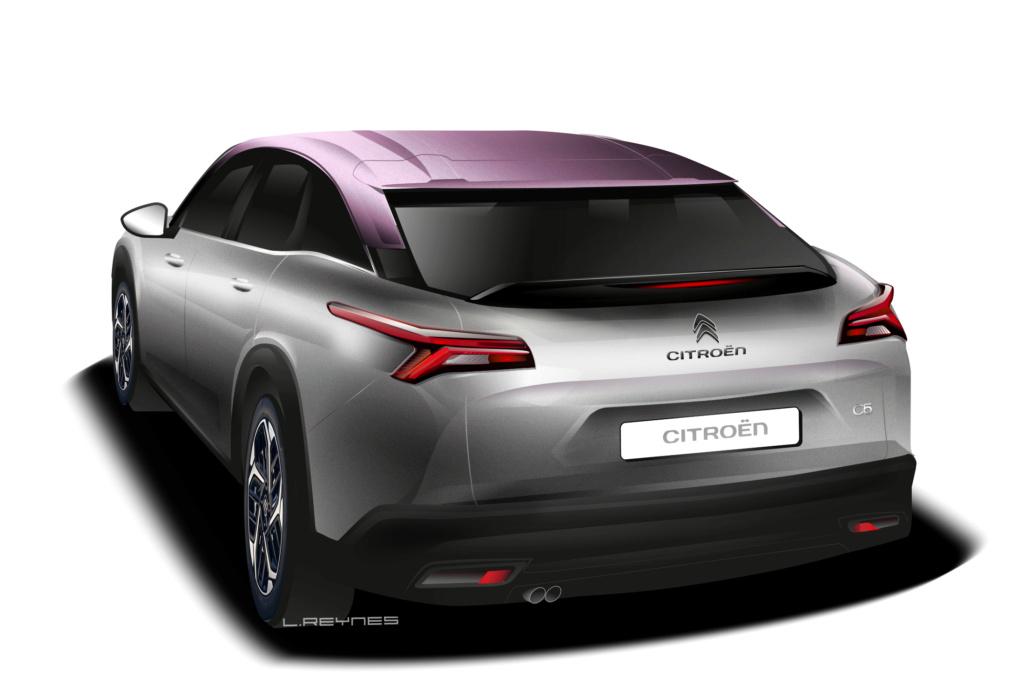 2021 - [Citroën] C5 III  [E43] - Page 18 4647d810